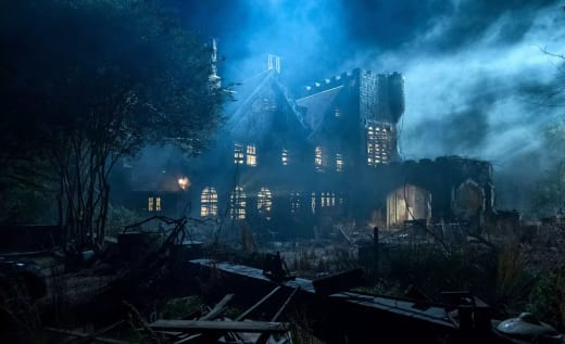 The Haunting of Hill House Mansion