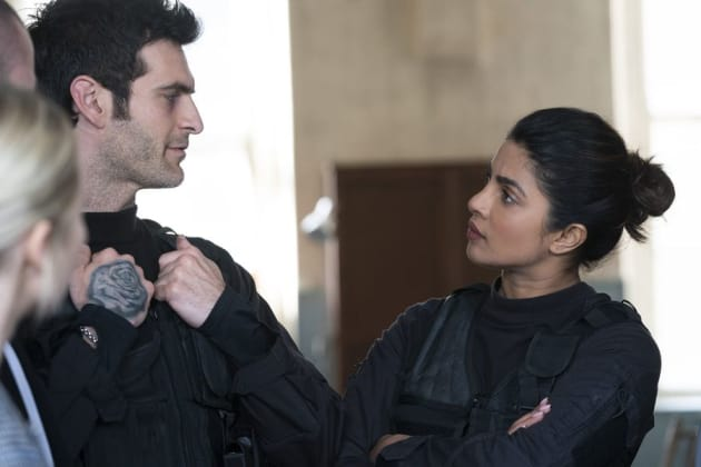 Someone From the Past - Quantico