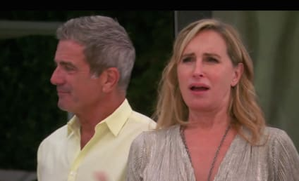 Watch The Real Housewives of New York City Online: Caught Between an Ez and a Hard Place