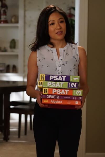 FOB- Jessica Huang  - Fresh Off the Boat Season 6 Episode 2