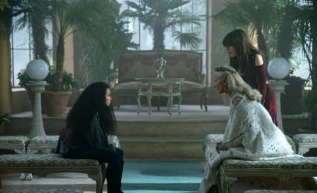 With Two Witches - Emerald City Season 1 Episode 4