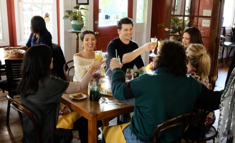Cheers!  - Kevin (Probably) Saves the World Season 1 Episode 16