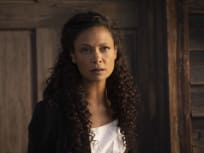 Maeve Doesn't Look Happy - Westworld