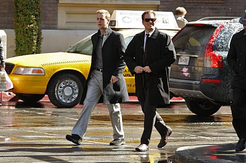 Agents McGee, DiNozzo