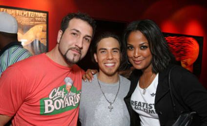 Dancing with the Stars Photos: The Apolo Anton Ohno Birthday Party