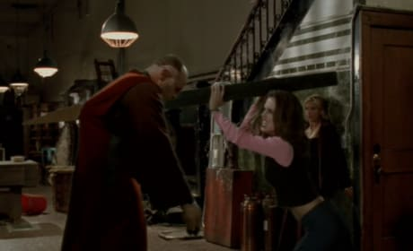 Kakistos Defeated - Buffy the Vampire Slayer Season 3 Episode 3