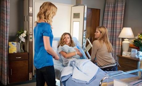 Em, Amanda, Kara