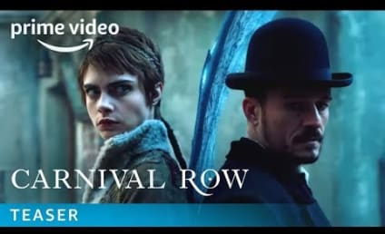 Carnival Row: Amazon Sets Premiere Date for Cara Delevingne and Orlando Bloom Drama