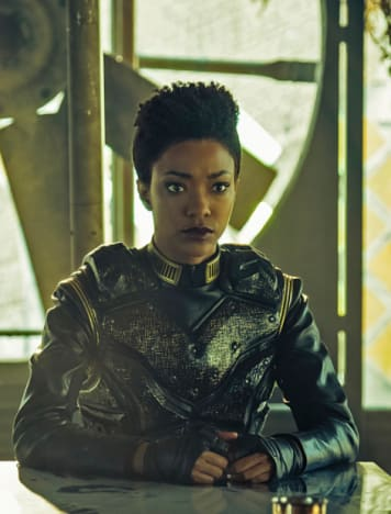 Sitting Down with the Rebels - Star Trek: Discovery Season 1 Episode 11