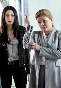 Kate Mulgrew on Warehouse 13