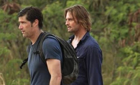 Jack and Sawyer
