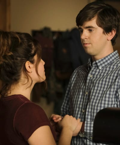 Working Through Problems - The Good Doctor Season 4 Episode 7