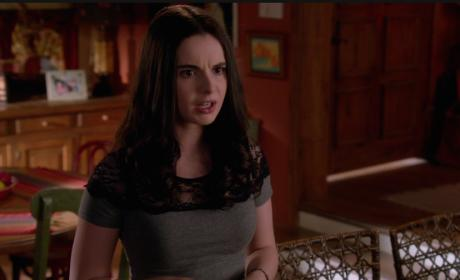 Regina's Plans - Switched at Birth