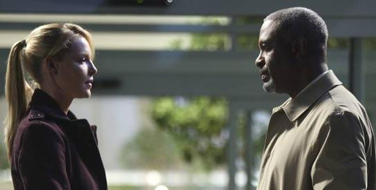 Izzie and the Chief Talk it Out