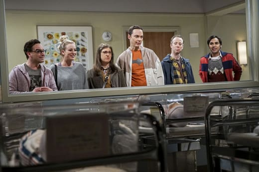 The Newest Member of the Gang - The Big Bang Theory Season 10 Episode 11