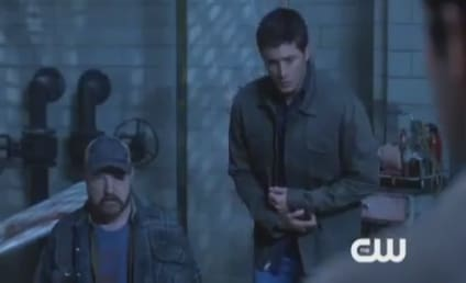 Supernatural Season Premiere Sneak Peek: The New Castiel