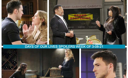 Days of Our Lives Spoilers Week of 3-08-21: Ben Rescues Ciara!