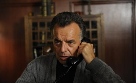 Ray Wise on Psych