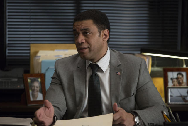 FBI Agent Harold Cooper