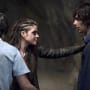 Octavia and Jasper Reunited - The 100