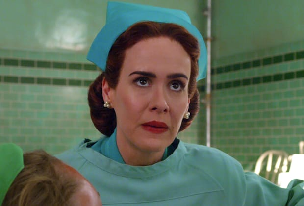 Ratched: Netflix Sets Premiere Date for Sarah Paulson ...Ratched
