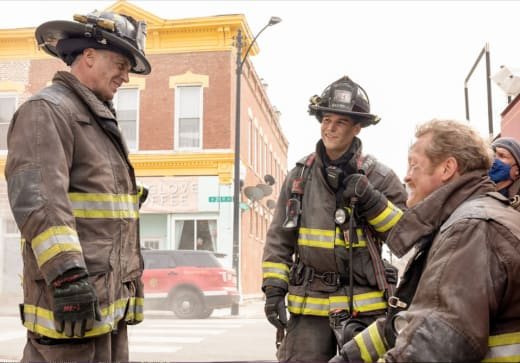 Chicago Fire: 9×12