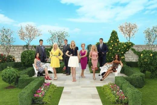 GCB Cast Pic