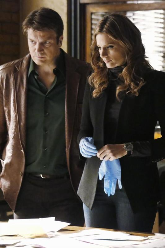 Castle and Beckett (Castle)