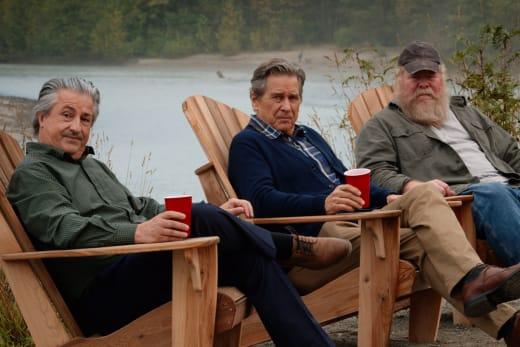 Doc and the Boys  - Virgin River Season 3 Episode 1