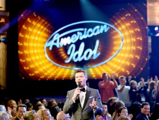 American Idol Seacrest