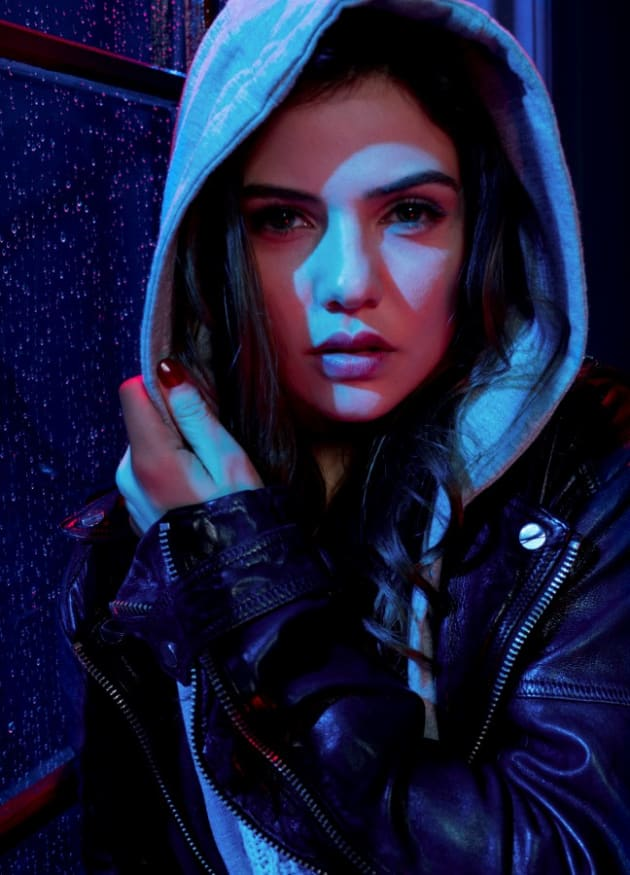 Danielle Campbell as Kayla - Tell Me a Story