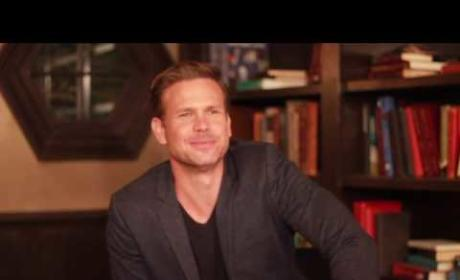 Matt Davis Talks The Vampire Diaries Season 8