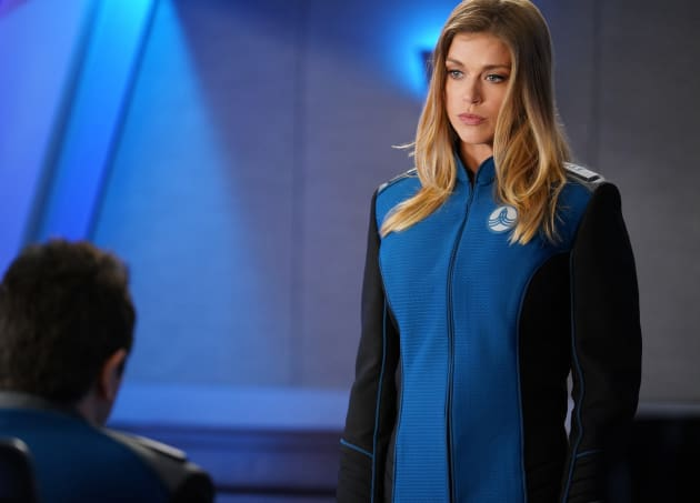 Some News of Her Own - The Orville Season 2 Episode 1