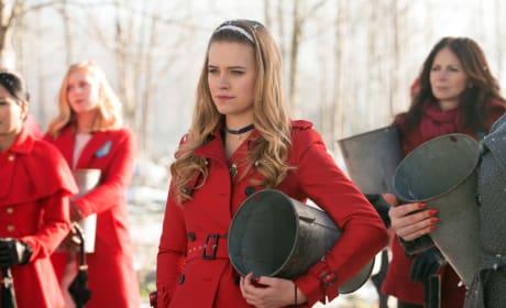 Polly's Position - Riverdale Season 1 Episode 9