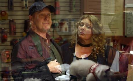 Red and Hawkins - The Blacklist Season 5 Episode 5