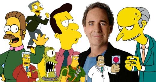 Harry Shearer on Simpsons