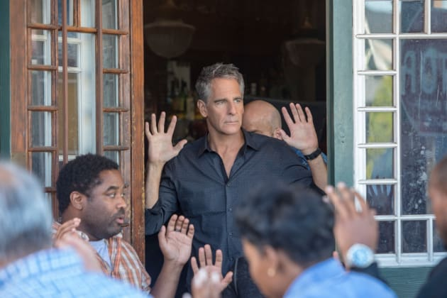 Held Hostage - NCIS: New Orleans