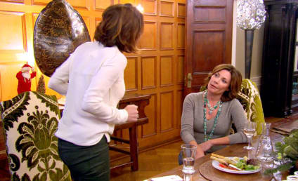 Watch The Real Housewives of New York City Online: Two Weeks Notice