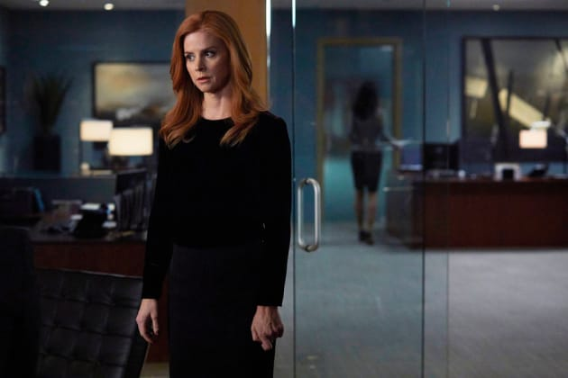 The Donna May Never Happen - Suits