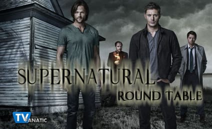 Supernatural Round Table: The Alpha Vampire Returns