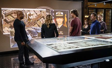 Busy in Ops - NCIS: Los Angeles Season 8 Episode 11