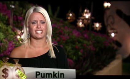 I Love Money Elimination : Pumkin Packs It In