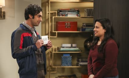 Watch The Big Bang Theory Online: Season 12 Episode 12