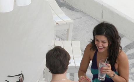 Jessica and Ed in Miami