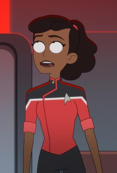Mariner - Star Trek: Lower Decks Season 2 Episode 10