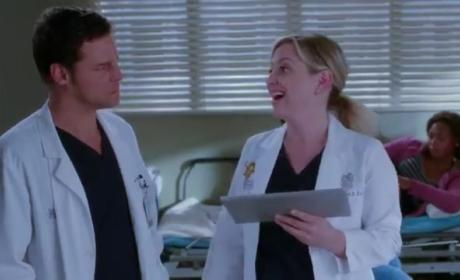 Grey's Anatomy Season 11 Gag Reel