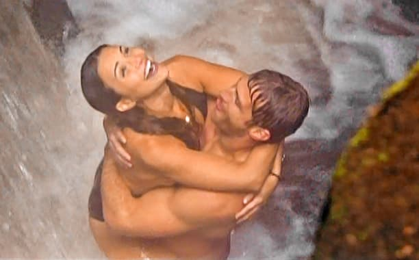 Wet and Wild on The Bachelor