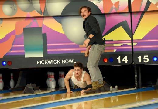Bowling Alley Kid - Lethal Weapon Season 2 Episode 20