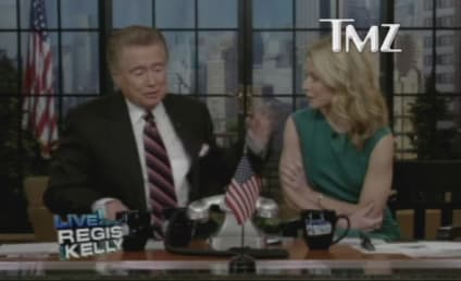 Regis Philbin Announces Retirement from Live