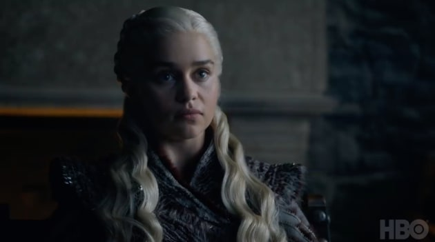 Standing Tall - Game of Thrones